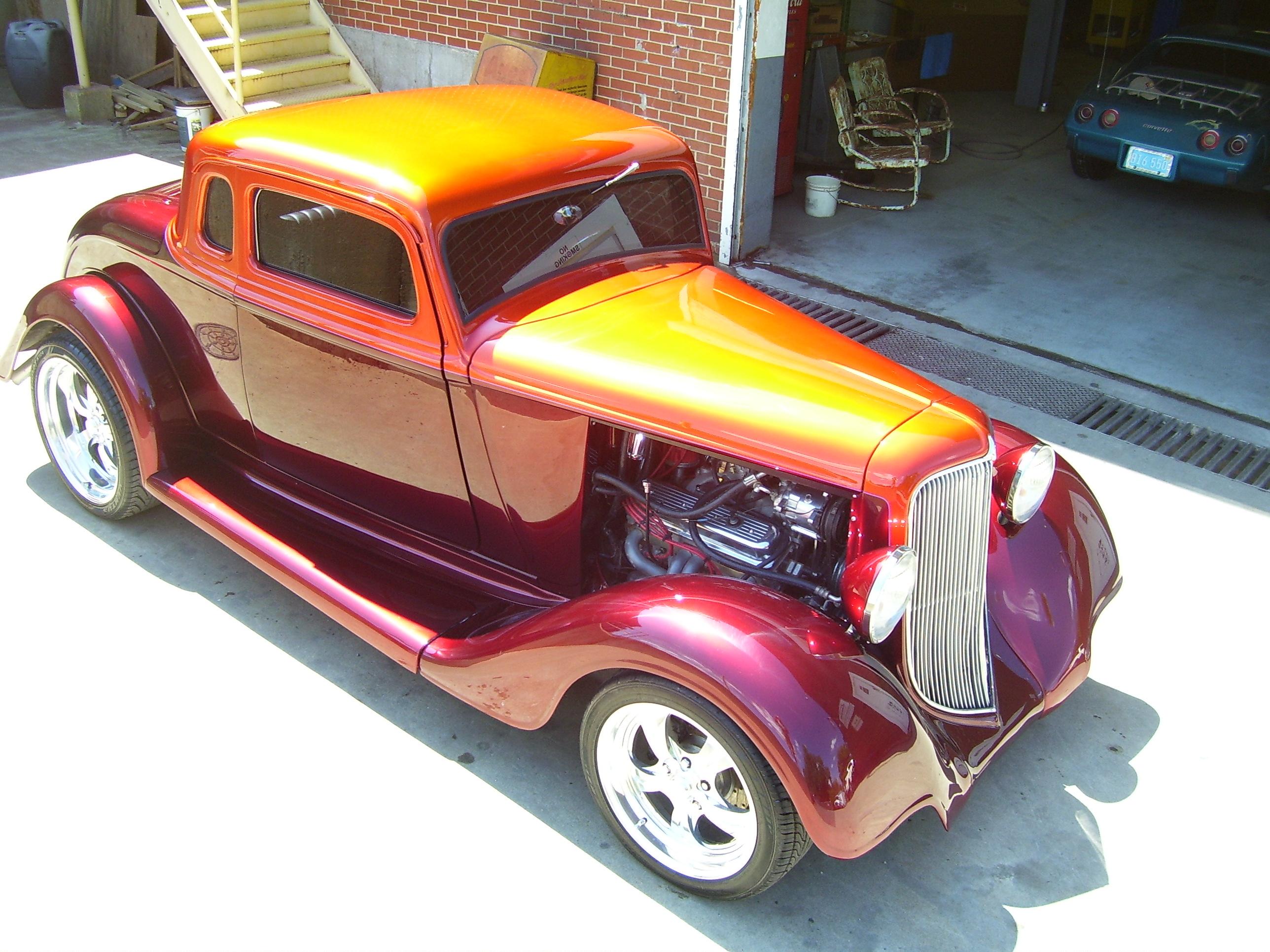 Antique Auto Body : Plymouth rod rcars classic auto body restoration